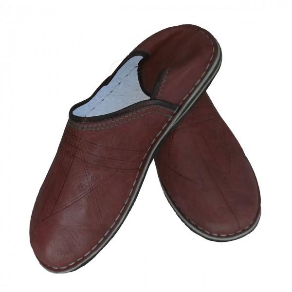 Détails sur Marocaine Chaussures en cuir Sinbad Oriental babouche pantoufle maroc afficher le titre d'origine